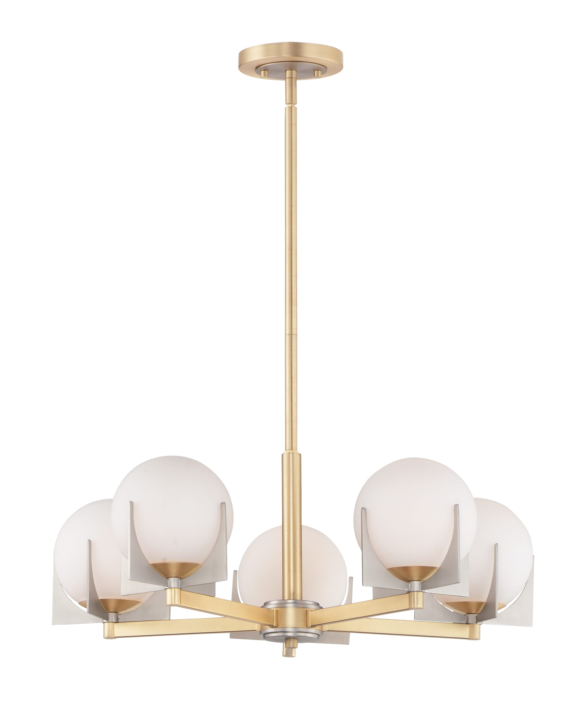 Maxim Finn 5 Light Pendant In
