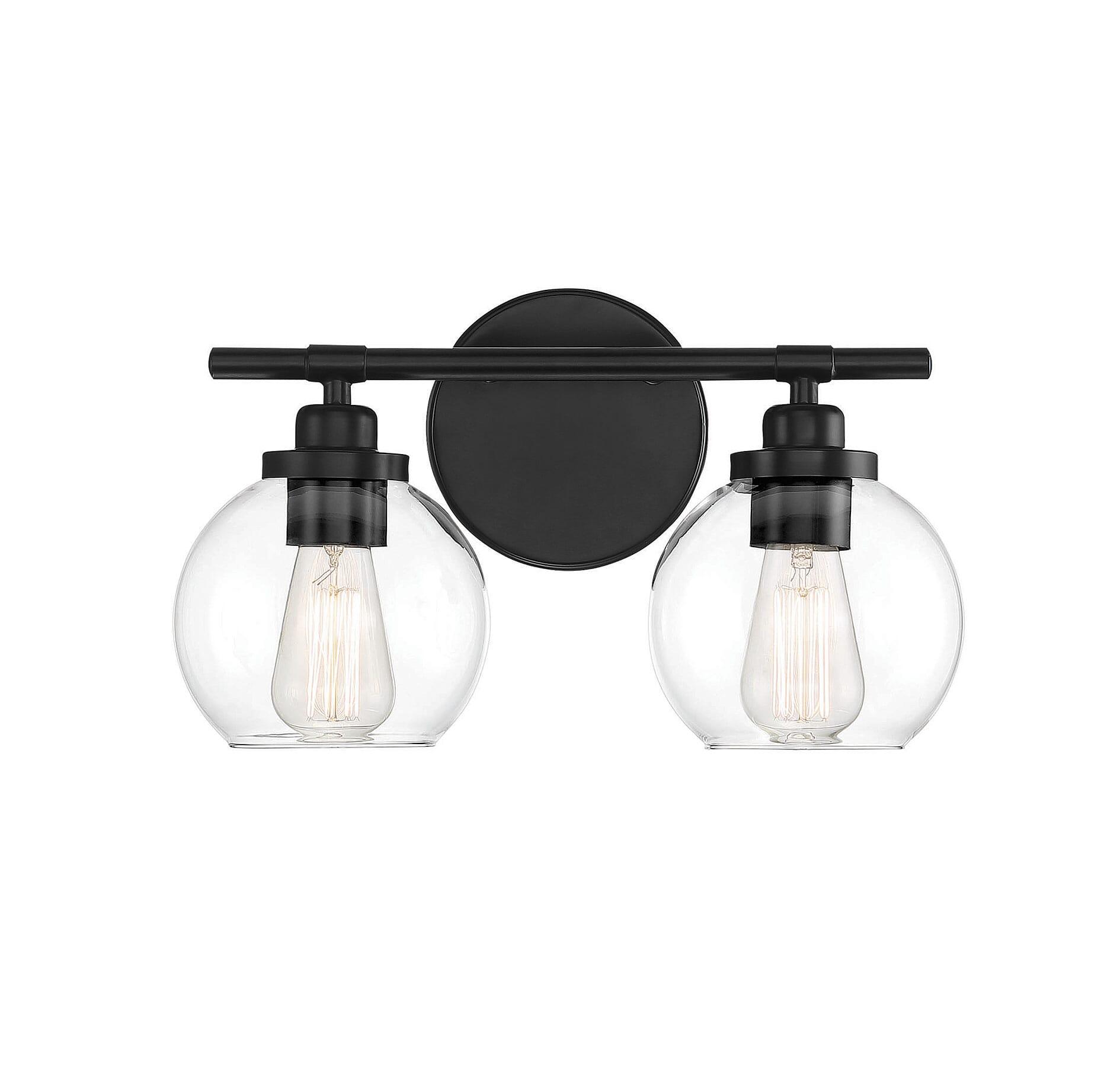 Carson 2 Light Bathroom Vanity