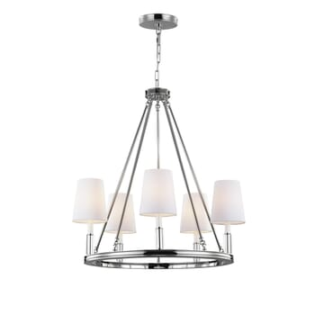 Feiss Lismore Medium Chandelier