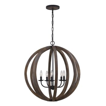 Feiss Allier Medium Sphere Pendant