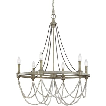 Feiss Beverly 6-Light Chandelier