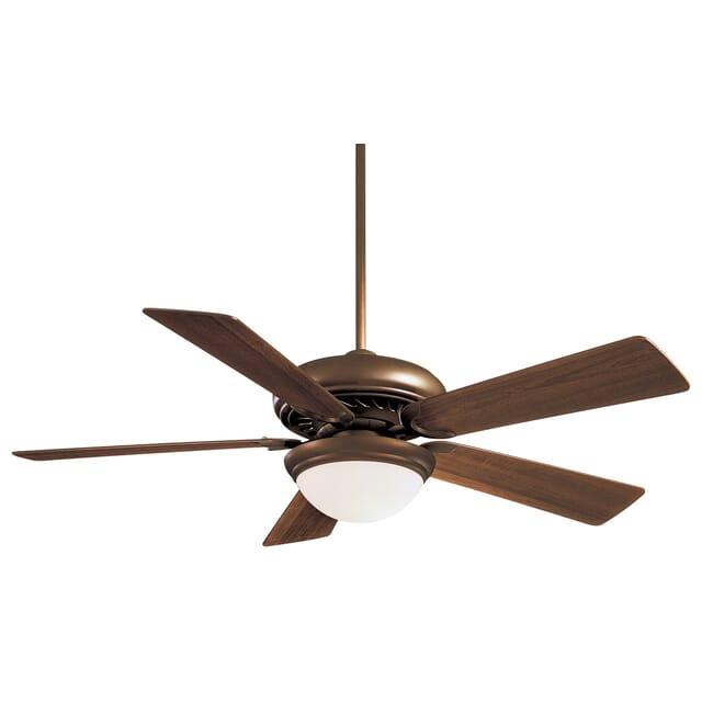 Minka-Aire Supra 52-inch Ceiling Fan in Oil Rubbed Bronze