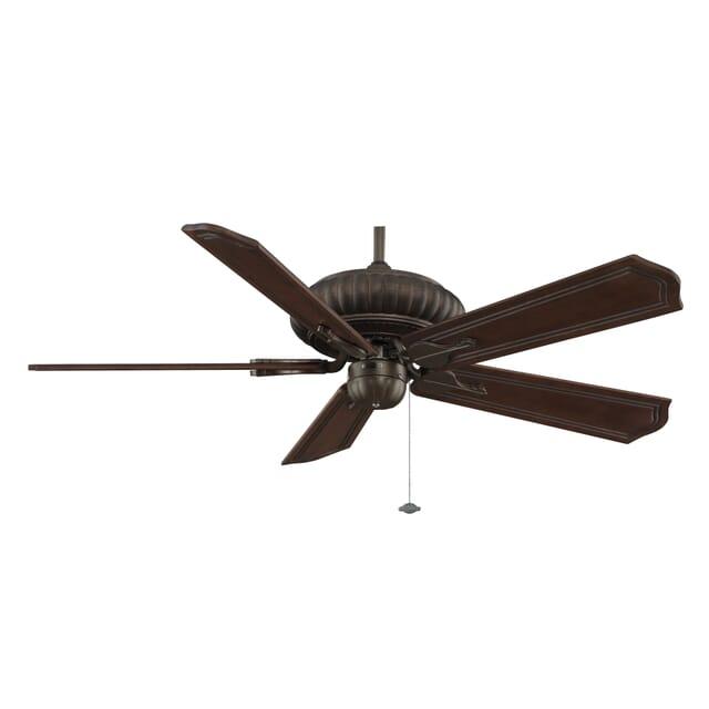 Fanimation Belleria 5 Blade Ceiling Fan Motor Only In Aged Bronze Lightsonline Com