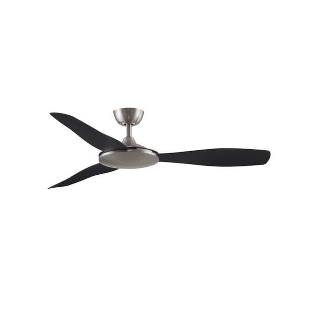 Fanimation GlideAire 52-inch Indoor Ceiling Fan in Brushed Nickel