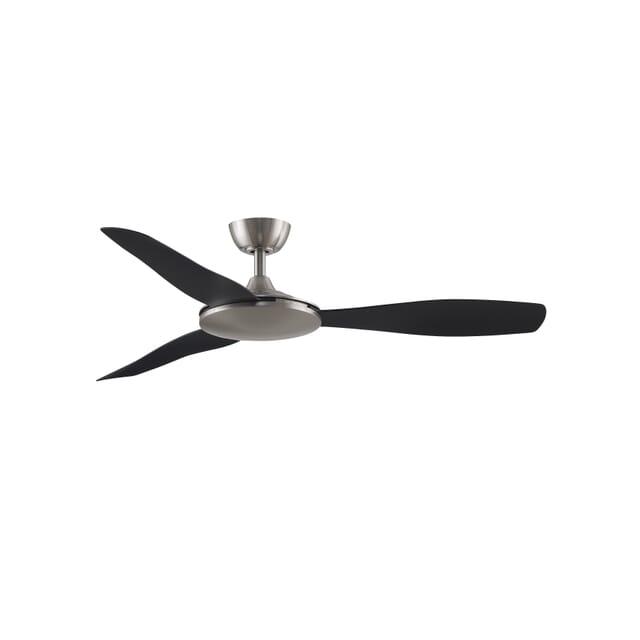 Fanimation GlideAire 52-inch Indoor Ceiling Fan in Brushed Nickel