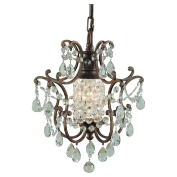 Feiss Maison De Ville Traditional Chandelier in British Bronze