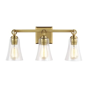 Feiss Monterro 3-Light Bathroom Vanity Light