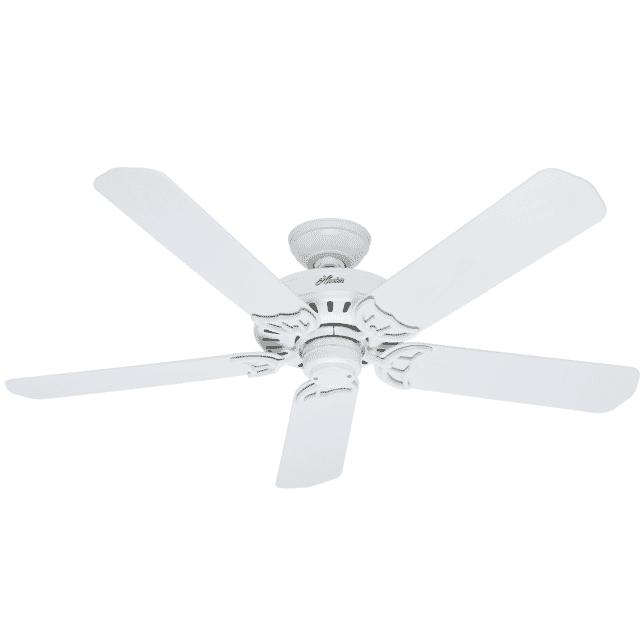 Hunter Bridgeport 52-inch Indoor/Outdoor Ceiling Fan in New Bronze