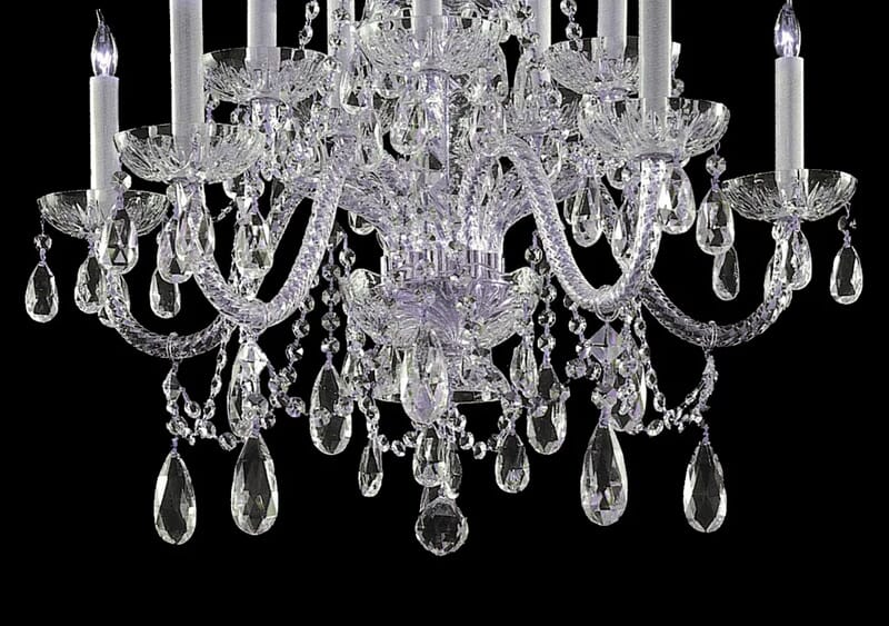 Chandelier Crystals: Basics, Types, Cuts and Care - Design Inspirations -  LightsOnline Blog