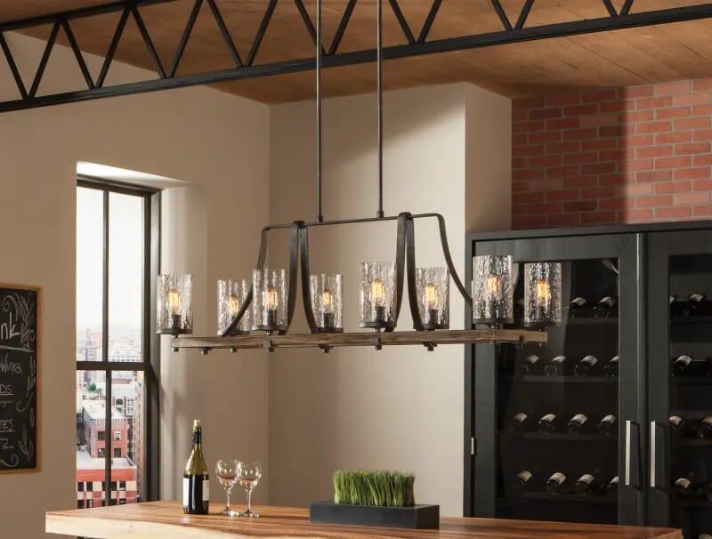 Rustic Kitchen Lighting Lightsonline Com Lightsonline Com