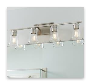 Choosing Bath Lights