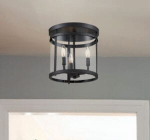 Black ceiling lights - LightsOnline.com