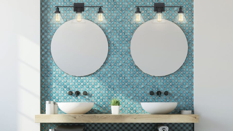 How to choose bath vanity lighting - LightsOnline.com