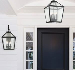 Black outdoor lights - LightsOnline.com
